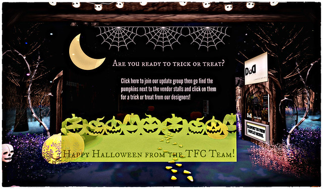 Trick or Treat - The Fantasy Collective