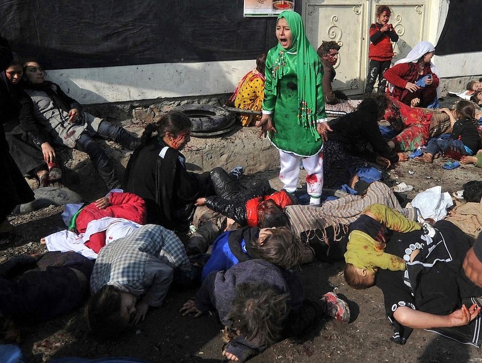 теракт 2011 день ашура