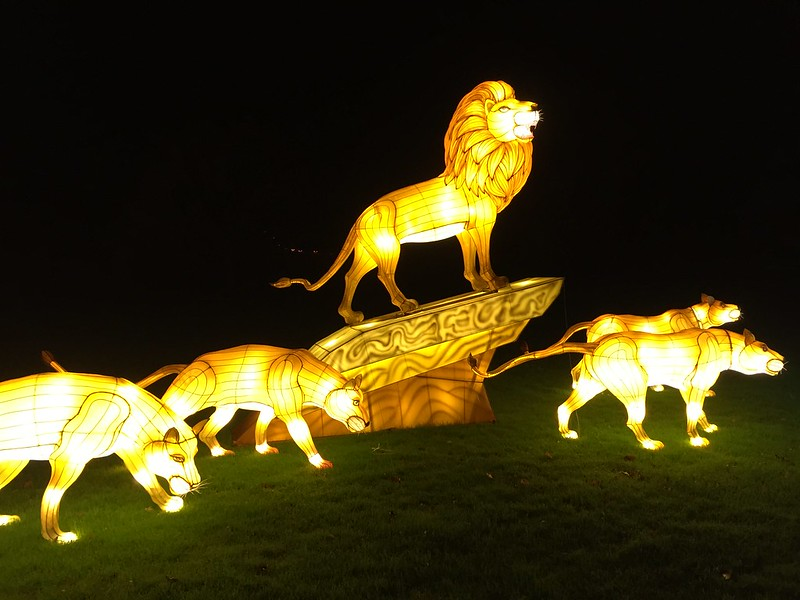 Festival of Lights Longleat