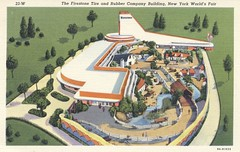 The Firestone Tire and Rubber Company Building - 1939 New York World's Fair