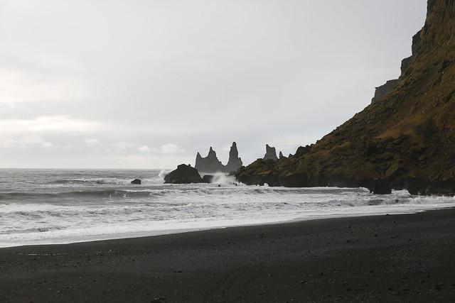 Black Beach at Vik (Reynisfjara)