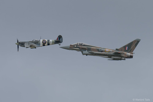Synchro 75 - Spitfire and Typhoon
