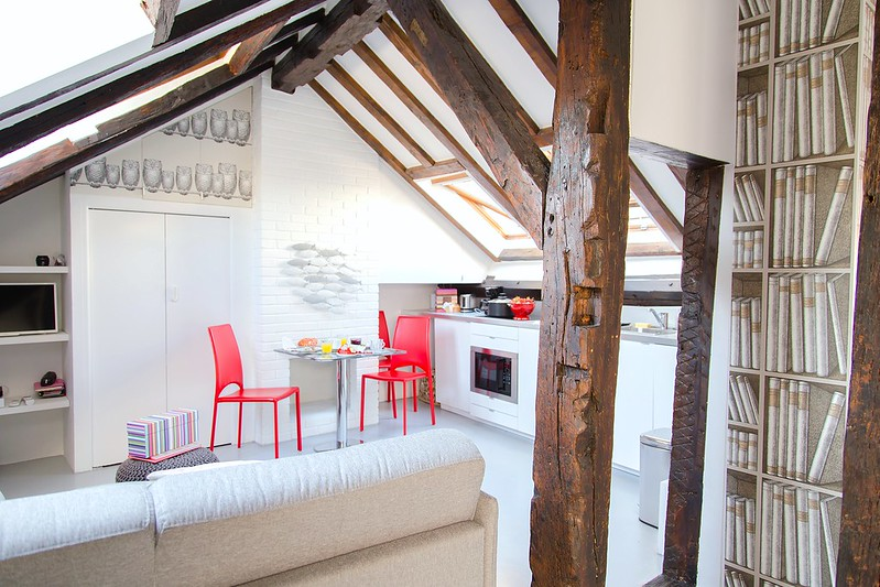 Paris Apartment No. 6