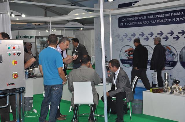 MAGHREB PHARMA Expo 2015 (Algeria)