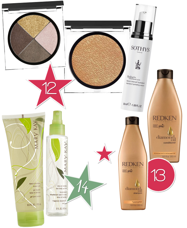 Blogger Adventskalender Gewinnspiel, Beautyjunkies Adventskalender - Sothys, Redken, Mary Kay