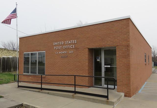 Post Office 65337 (La Monte, Missouri)