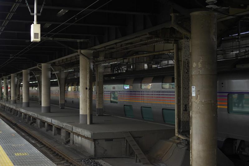 Tokyo Train Story 寝台特急カシオペア 2015年11月