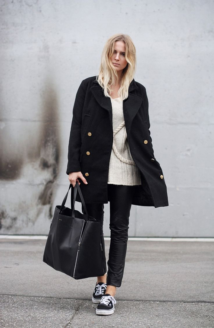 casual winter outfits street style inspiration10