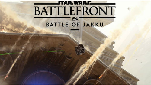 Star Wars: Battlefront - Battle of Jakku Gameplay Reveal Trailer