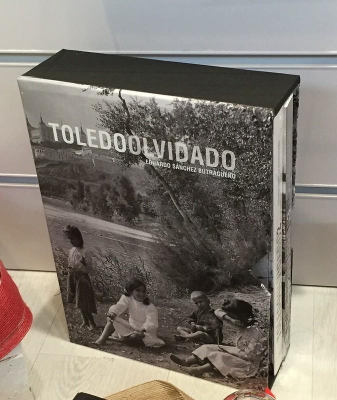Estuche de la trilogía Toledo Olvidado