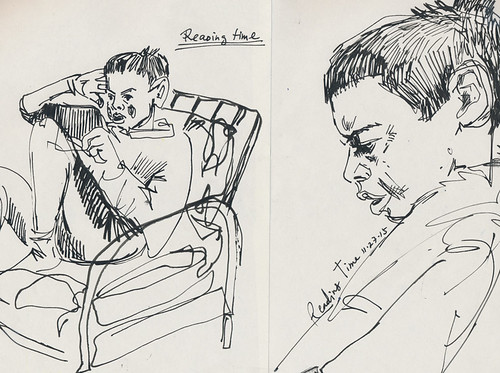 Sketchbook #93: Everyday Life
