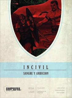 X Incivil - Sangre y Ambición