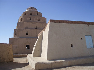 Sufi mosque in Kweka