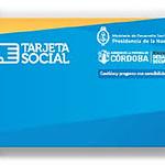 tarjeta social cordoba