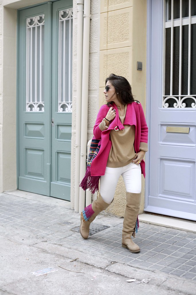 011_pink_casual_outfit_RÜGA_theguestgirl_fashion_blogger_barcelona