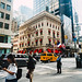 Approaching 59th Street, Fifth Avenue, Manhattan – Summer 2016 by Jeffrey