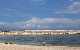 Imagem de Spiaggia Centrale. sardinia sardegna sardaigne cala gonone italy italie italia