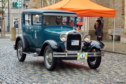 dcb- 1929 Ford Modell A
