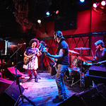 Mon, 17/10/2016 - 5:13am - Seratones broadcast for WFUV Public Radio from Rockwood Music Hall in New York City, October 17, 2016. Hosted by Russ Borris. Photo by Gus Philippas/WFUV