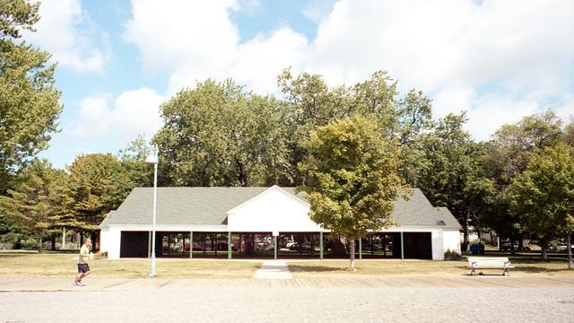 Leuty Avenue Shelter