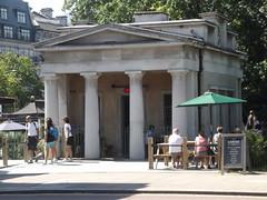 Hyde Park Corner - The Lodge Cafe