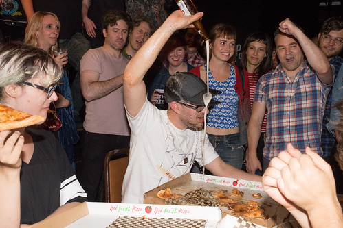 Pizza Eating Contest