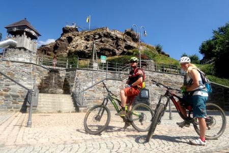 Bike SNOW tour: Schöneck – Erich Popp-Trail pro celou rodinu (+ video)