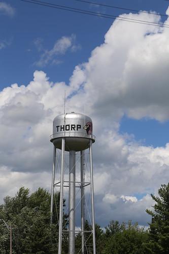 Thorp Wisconsin, Clark County WI