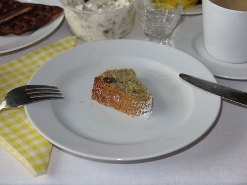 (Mini-)Napfkuchen mit Rosinen