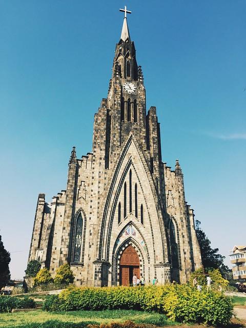 Catedral de Pedra, Canela - RS {agosto 2015}
