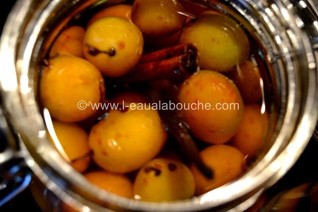 Mirabelles au Pfümli-Eau de Vie de Prune © Ana Luthi Tous droits réservés 0016