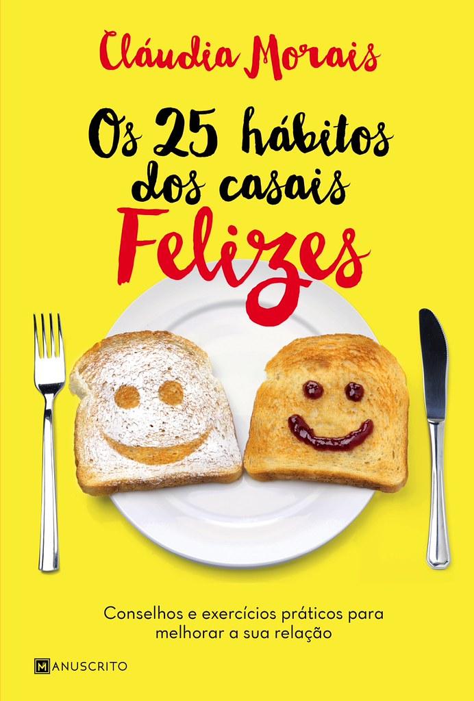 Os 25 Hábitos dos Casais Felizes