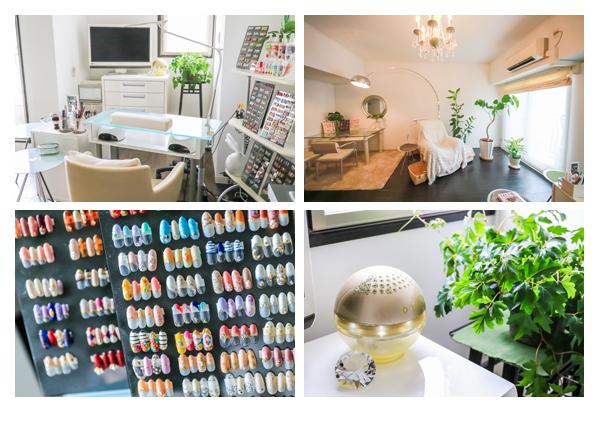 ネイルサロン リアン 名古屋市東区 サロン撮影 プロフィール写真 店舗写真撮影 女性カメラマン 商品写真