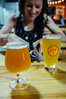 Flagship's excellent IPA by Premshree Pillai
