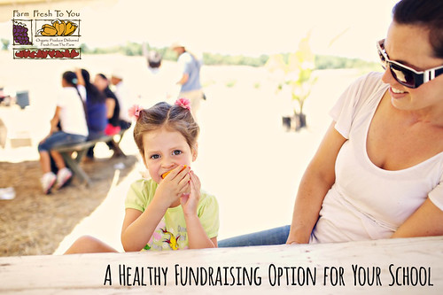 Healthy Fundraising for your School
