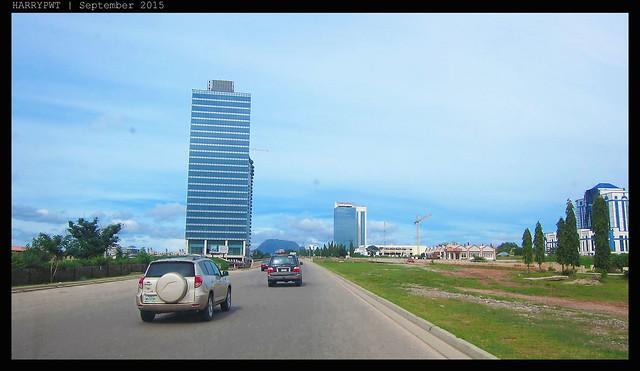 road to asokoro, abuja
