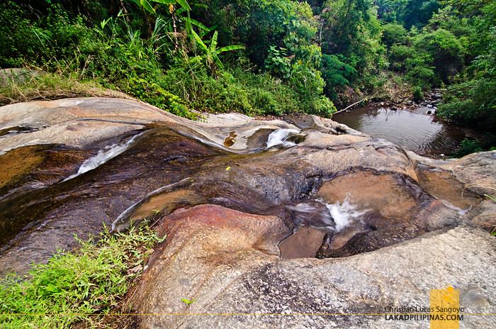 Mo Paeng Waterfalls Pai