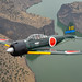 "A6M3 Reisen ""Zeke"" by jetguy1"
