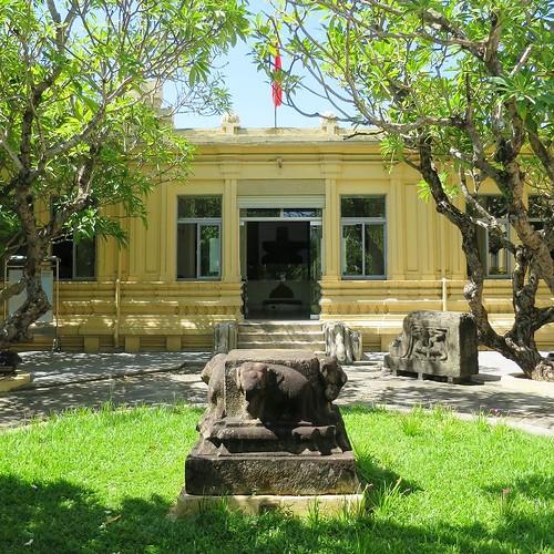 ダナンの彫刻博物館。
