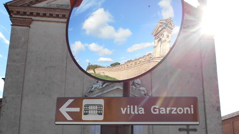 specchio, Villa Garzoni,  Jacopo Sansovino, Pontecasale, Candiana