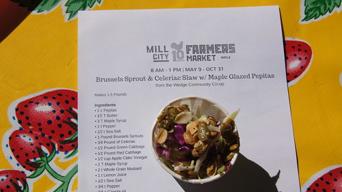 September 12, 2015 Mill City Farmers Market