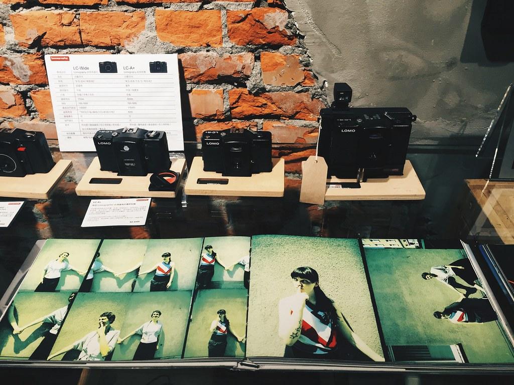 Lomography Taipei