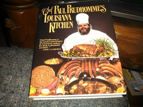 Chef Paul's book