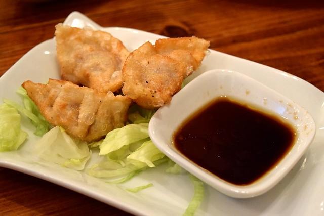 Pork Dumplings at KIN, Clerkenwell | www.rachelphipps.com @rachelphipps