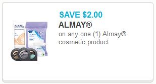 Free Almay Cosmetic Removers
