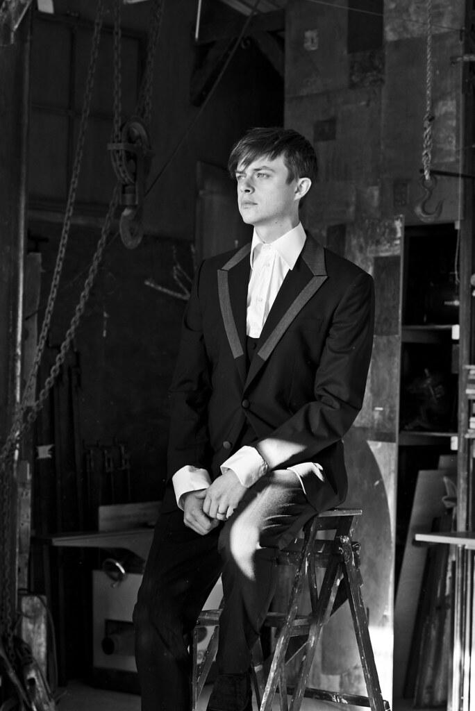 Дэйн ДеХаан — Фотосессия для «Vogue» IT 2015 – 10
