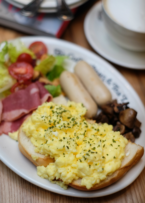 咖啡豆菜vwin体育单:终极早餐