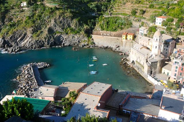 Europe 2015 - Cinque Terre and Pisa