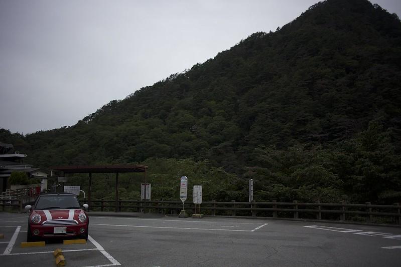 昇仙峡駐車場