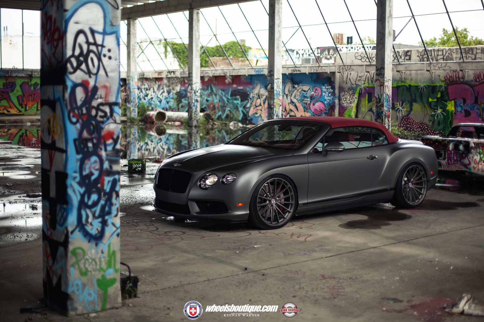 Wheels Boutique Bentley Continental Gtc X Hre P103